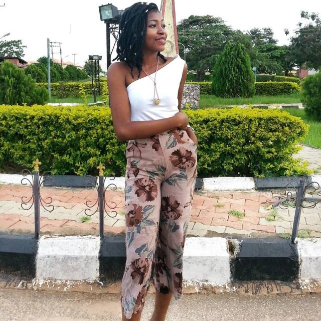 Palazzo pants; one shoulder; florals; summer outfits; summer trends
